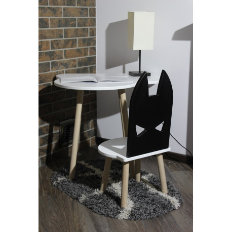 "Детский сет стол+стул ""Batman"" Луна"