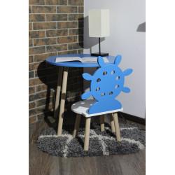"""Дитячий сет стіл + стілець """"Atlantis"""" Луна"""