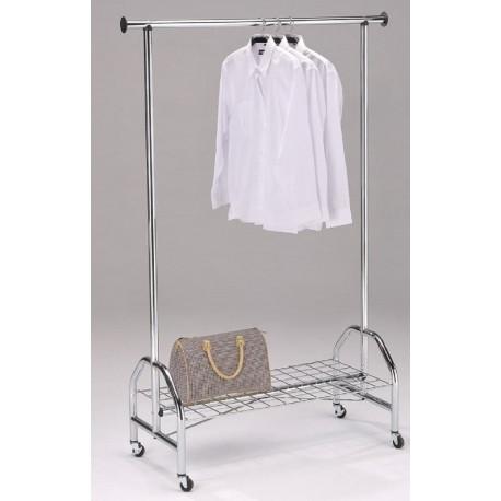 Стойка для одежды Onder Mebli CH-4003-L Хром