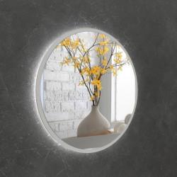 Зеркало на основе ЛДСП с подсветкой Art-com ZL3 Белое