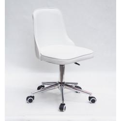 Кресло Onder Mebli Адам Modern Office ЭкоКожа Белый