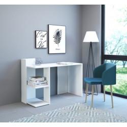 Стол письменный PACO PC 01 (120 см) белый GF Furniture