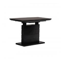 Стол Vetro Mebel TMM-50-2 Черный