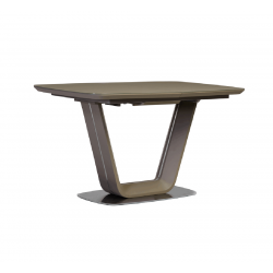 Стол раскладной TML-770-1 (капучино) Vetro Mebel