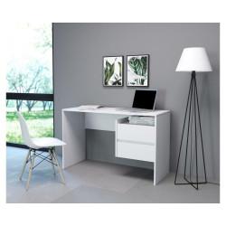 Стол письменный PACO PC 03 (125 см) белый GF Furniture