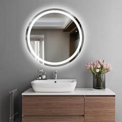 Зеркало круглое с Led-подсветкой Art-com Led 1