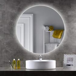Зеркало круглое с подсветкой Art-com Led 2