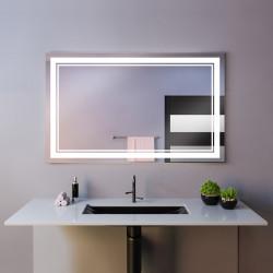 Зеркало для ванной с подсветкой Art-com Led 5