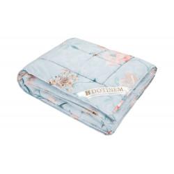 Одеяло летнее Валенсия холлофайбер Дизайн 11 Dotinem