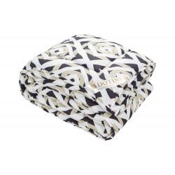 Ковдра зимова Саксон овеча вовна Дизайн 14 Dotinem