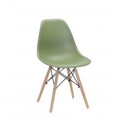 Стул Onder Mebli Ник N Eames Зеленый 31