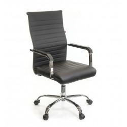 Кресло Кап FX СН TILT черный А-класс