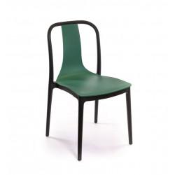 Стул пластиковый Ристретто PL зеленый  А-класс