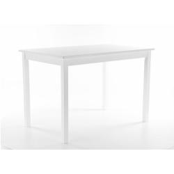 Стол обеденный Fiord белый Signal