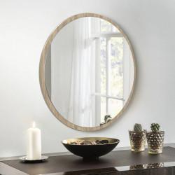 Зеркало на основе ЛДСП Art-com Z6 Дуб сонома