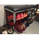Підставка для взуття Onder Mebli SR-1064 Чорний