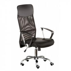 Кресло сетчатое Supreme black Special4You Technostyle
