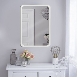 Зеркало на основе ЛДСП Art-com ZN3 Белый