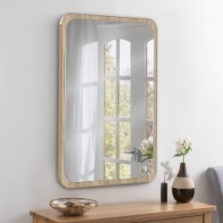 Зеркало на основе ЛДСП Art-com ZN3 Дуб сонома