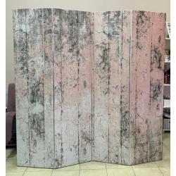 Ширма Кантрі 180х180 Рожеве дерево
