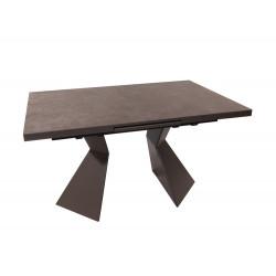 Стол раскладной TML-845 (гриджио латте) Vetro Mebel