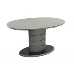Стол раскладной TM-65 (серый) Vetro Mebel