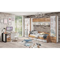 Детская ДЧ-4123 Оксфорд Комфорт-мебель
