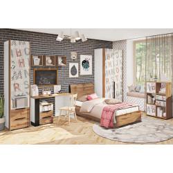 Детская ДЧ-4126 Оксфорд Комфорт-мебель