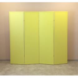 Ширма Кантри 180х180 Желтая