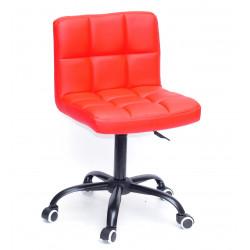 Кресло Onder Mebli Арно BK-Office Экокожа Красный 1007