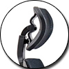 Кресло Бласт черная сетка CH Tilt Richman