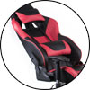 Кресло ExtremeRace PL black/red Special4You Technostyle