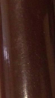 коричневий