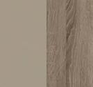Латте/дуб сонома трюфель